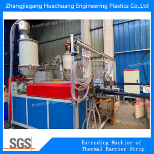 PA66 Thermal Strips Extrusion Machine