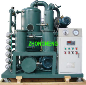 High Vacuum Transformer Oil Purifier with Enclosure Type Zyd pictures & photos