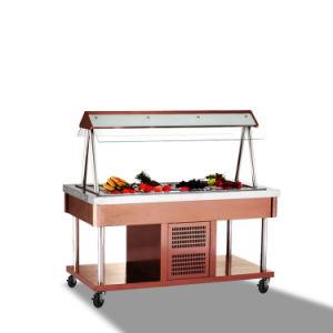 Salad Bar Restaurant Cold Buffet Equipment