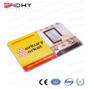 China Custom Printing High Frequency Programmable Rfid Contact Ic