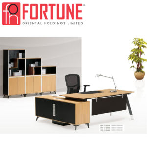 2018 New China High End Mfc Office Desk For Director Manager Foh Ed E2017
