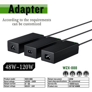 12V 5A Switching Power Supply for Laptop Battery pictures & photos