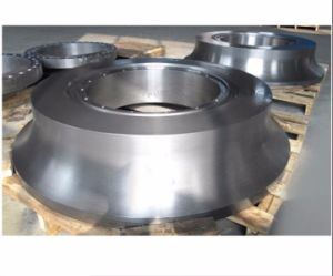 DIN 1045 Carbon Steel Forged Blade Flange pictures & photos