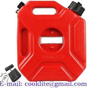 5x 20 Liter 20L Dieselkanister Benzinkanister Metallkanister mit 1x Ausgiesser