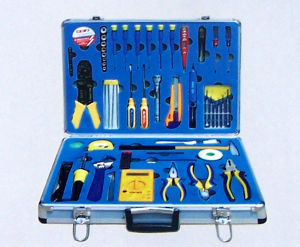 Aluminum Case and Tools