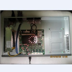 Onboard D2550 Firewall 1u Atom Server with 4*Intel 82583V pictures & photos