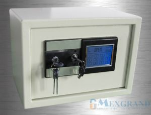 Touchable Screen LCD Safe (MG-TCD250-1) pictures & photos