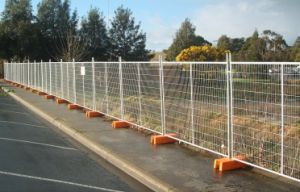 Security Galvanized Wire Mesh Fence