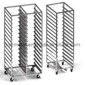Stainless Steel Bakery Racks Trolley pictures & photos