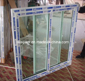 PVC Sliding Window pictures & photos