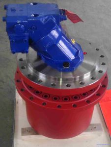 Winch Drive Gearbox (rexroth GFT-W series)