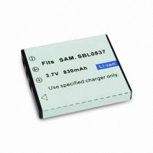 Slb-0837 Replacement Digital Camera Battery for Samsung