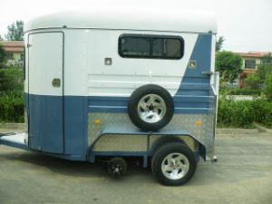 Horse Trailer (two horse straight load standard)