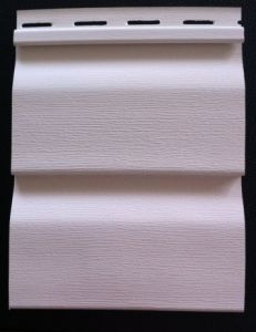 China Vinyl Siding Pvc Wall Panel Exterior Cladding Weatherboard