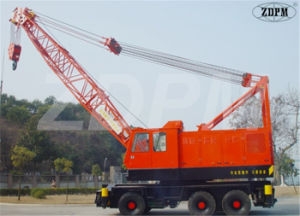 Electric Mobile Crane/Overhead Electric Wheeled Crane