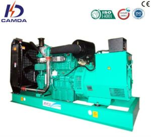 60Hz 200kw-1500kw Cummins Diesel Power Generator with CE and ISO Approved (KDGC200S1-KDGC1500S1)
