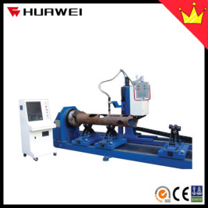 Xg-630 CNC Pipe Tube Plasma Flame Gas Oxy Fuel Cutting Machine Cutter pictures & photos