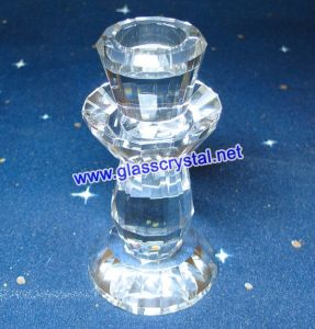 Crystal Candle Holder (H2522)