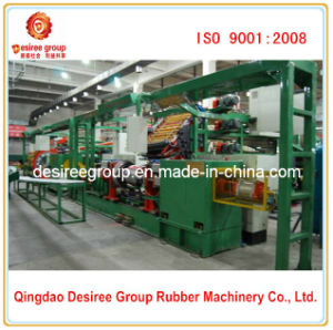 First Stage PCR Tire Building Machine