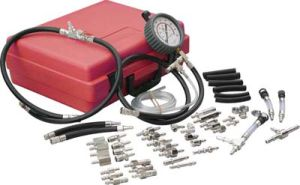 China Master Fuel Pressure Test Kit (6155) - China Pressure Gauge