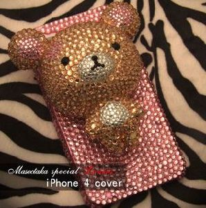 2011 Personality Customization Fashion Design Case for iPhone 4G/4GS