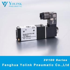 3V110 Series Pilot Operated Solenoid Valve pictures & photos