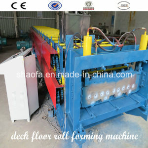 Deck Sheet Profile Making Roll Forming Machine pictures & photos