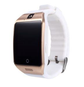 2017 Bluetooth Smart Watch Q18 Smartwatch Support SIM Card GSM Video Camera  Support Android
