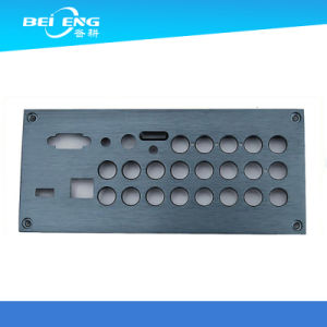 Precision Aluminum Alloy Stamped Part, Sheet Metal Stamping Parts