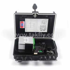 16 Ports FTTH Fiber Optic ODF/Terminal Box