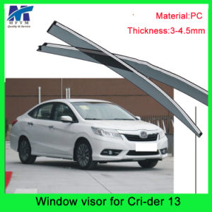 Auto Accesssories Window Roof Visors Sun Guard for Hodna Crider 13 pictures & photos
