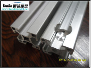 OEM Aluminum Extrusion Parts with Machining for Bike Accesorries