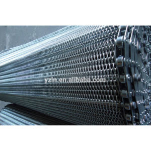 Mesh Conveyor Belt for Hot Treament Processing, Food Processing Machinery pictures & photos