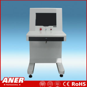 K6550 Parcel Inspection High Sensitivity Station X Ray Baggage Scanner pictures & photos