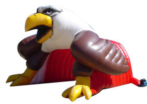 2017 New Most Popular Large Size Inflatable Eagle Tunnel pictures & photos