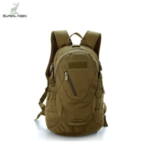 20L Brown Wargame Outdoor Backpack Traveling Exploration Backpack Daypack pictures & photos