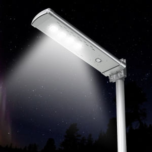 High Lumens Integrated Solar Light Led Street Lighting Motion Sensor Outdoor Lamp China Factory