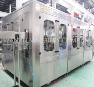 Beverage Full Automatic Pure Water Filling Line pictures & photos