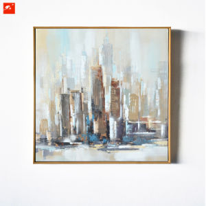 Architecture Wall Picture Cityscape Oil Painting