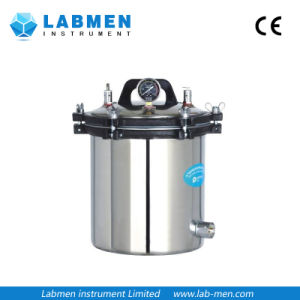 Microcomputer Control Horizontal Cylindrical Pressure Steam Sterilizer /Autoclave pictures & photos