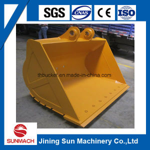 Cleaning Rock Bucket for Cat Komatsu Construction Machinery Spare Parts pictures & photos