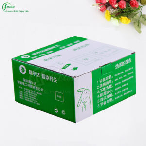 Custom Logo Paper Packaging Boxes for Switch (KG-PX099)