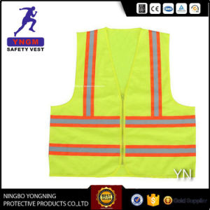 En20471 Class 2 Walking Reflective Safety Vest pictures & photos