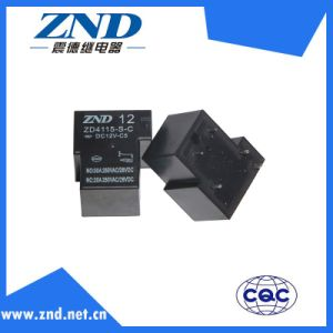 12V Power Relay Zd4115 (T90) 30A Miniature Relay for Household Appliances &Industrial Use