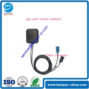 Magnet Installation External GPS GSM Combo Antenna with Fakra Connector pictures & photos