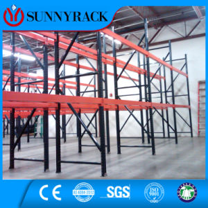 Heavy Duty Metal Storage Shelf for Industrial Warehouse