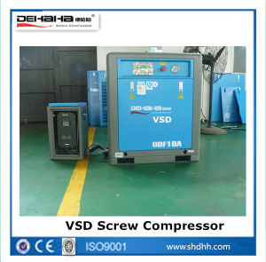 High Reliability Dbf Variable Frequency Screw Compressor pictures & photos