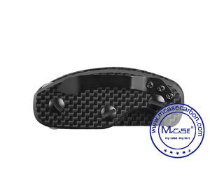 2016 Hot Sale Commercial Design Carbon Fiber Compact Key Holder for Promotion pictures & photos