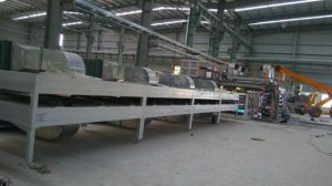 PE/PVC Single Wall Corrugated Pipe Extrusion Line pictures & photos