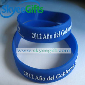 Silicon Bracelets for Promotional Gift pictures & photos